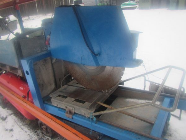 Tyrolit TME900 harkkosaha