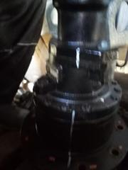 Kääntömoottori 2 kpl