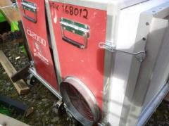 Pulman Ermator a2000 alipaineistaja /ilmansuodatin